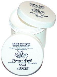Clown Weiß 50 ml