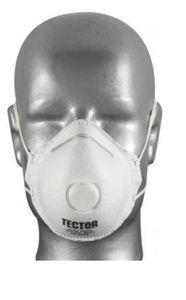 Tector Atemschutzmaske mit Ventil FFP2 / 1 Stück