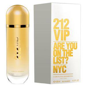 Carolina Herrera 212 VIP Eau de Parfum für Damen 125 ml