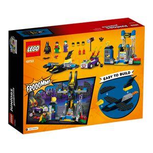 LEGO® Juniors Der Joker™ und die Bathöhle 10753