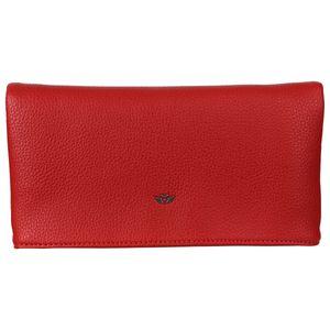 Fritzi aus Preußen Ronja Small Richmond Clutch Umhängetasche Abendtasche, Farbe:Red