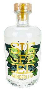 Siegfried Wonderleaf 0,5l (0% Vol) alkoholfrei zuckerfrei Longdrink Cocktail Bar - [Enthält Sulfite]