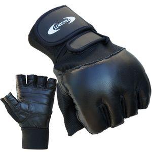 Trainingshandschuhe mit Bandage Boxhandschuhe Fitness Handschuhe