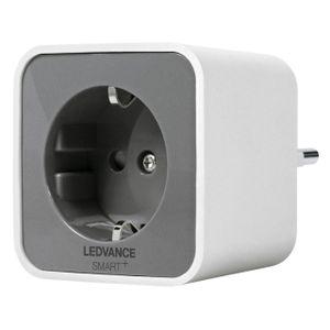 LEDVANCE SMART+ PLUG EU Funksteckdose ZigBee 8,4 cm Weiß