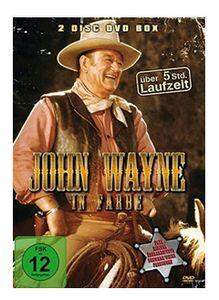 Wayne,John-John Wayne In Farbe