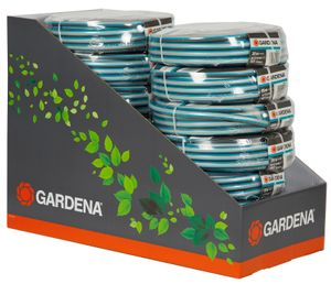 GARDENA Classic-Schlauch 1/2 - 20m mit Systemteilen 18008-20