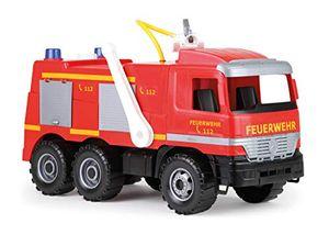 GIGA TRUCKS Feuerwehr Actros+Aufkl.