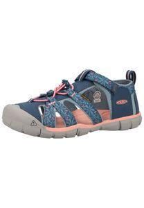 Keen Kinder Sandale SEACAMP II CNX Blau