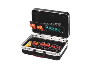 PARAT SILVER Individual 530000171, Werkzeugkoffer mit soliden Kippschlössern