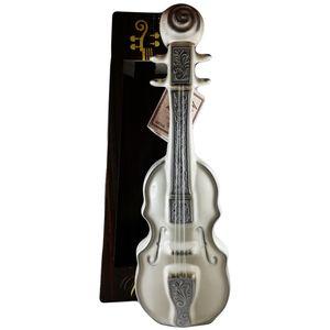 Armenischer Brandy Violine weiß Geschenkset 0,5L 5 Jahre Reifezeit Ararat Tal