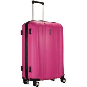 Nowi ABS 4-Rollen Trolley 69 cm Pink