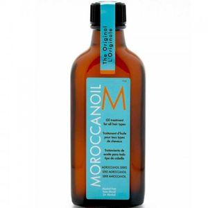 Moroccanoil 125 ml Oil Treatment Haarkur mit Arganöl & Dosierpumpe