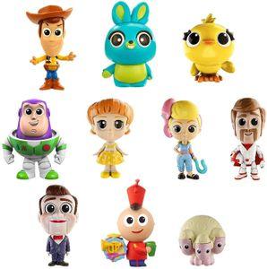 Toy Story 4 Figuren 10er Pack Spielfiguren Minifigur Minis Spielzeug Fanartikel
