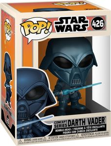 Star Wars - Darth Vader (Concept Series) 426 - Funko Pop! - Vinyl Figur