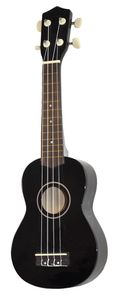 Mini-Gitarre (Ukulele) Black