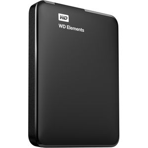 WD Elements Festplatte - Extern - 1 TB - USB 3.0