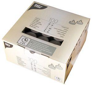 PAPSTAR Teelichter Durchmesser: 38 mm weiß