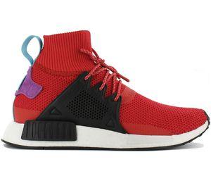 adidas Originals NMD XR1 R1 Herren Schuhe Rot , Größe: EU 44 2/3 UK 10