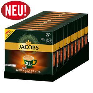 JACOBS Kapseln Guten Morgen XL Intense 200 Nespresso®* kompatible Kaffeekapseln