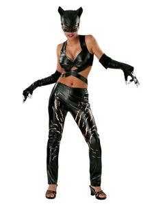 Sexy Catwoman Kostüm L