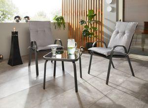 Gartenmöbel-Set Modern (3-teilig)