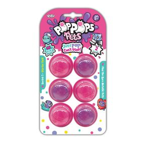 Poppops Pets Deluxe Pack PINK