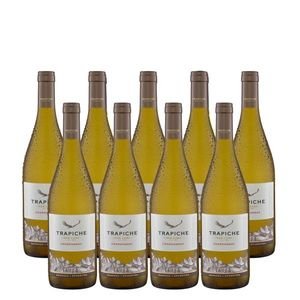 Weißwein Argentinien Chardonnay  Trapiche - Oak Cask   Mendoza - trocken (9x0,75L)
