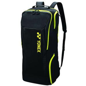 Yonex Active Series Backpack BAG8922EX Tennistasche Schwarz Lime