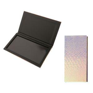 2 Stücke Leere Magnetische Palette Box DIY Für Lidschatten Pulver Make Up