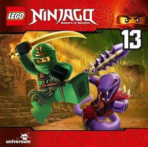 Lego: Ninjago - Masters of Spinjitzu (CD 13)
