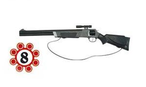 Wk6001800 schwarz Kinder Damen Herren Schußwaffe Maverick Gewehr