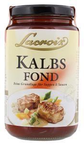 Lacroix Fond mit Kalbaroma für Suppen und Soßen (400ml Glas)