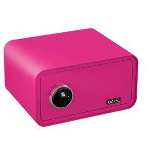 Olympia Go Safe 200 Tresor Design Safe, Fingerprint, Farbe: Pink
