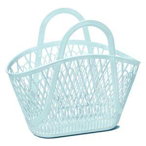 Sun Jellies Betty Basket - in verschiedenen Farben, Farbe:hellblau