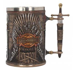 Game of Thrones Eiserner Tron Becher Krug Bierkrug Iron Throne