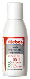100 ml stieber® Hygiene-Hand-Gel begr. viruzid