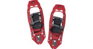 MSR Evo Trail Schneeschuhe, Farbe:red, Größe:22