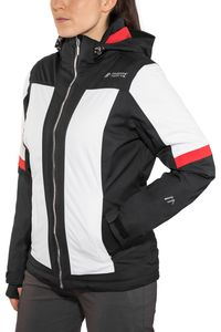 Maier Sports Valisera mTex Skijacket Damen black Größe DE 42 (Regular)