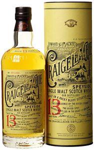 Craigellachie 13 Jahre Highland Single Malt Scotch Whisky in Geschenkpackung | 46 % vol | 0,7 l