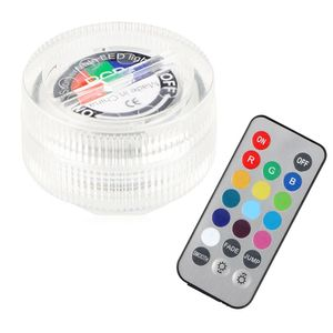 Tauchlampe Tauchlampe Bunte RGB 3LED Festival Hochzeitsfeier