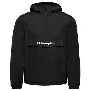 CHAMPION Hooded Jacket KK001 NBK/NBK S