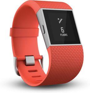 Fitbit SURGE Fitness Super Watch, Orange, S