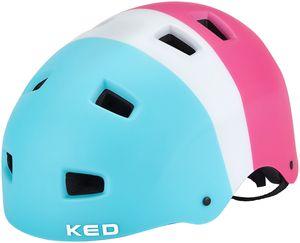 KED 5Forty Helm Kinder 3 colors retro girl Kopfumfang M   54-58cm
