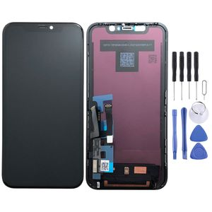 Für Apple iPhone 11 6.1 Zoll Display Full LCD Einheit Touch Ersatzteil Reparatur Schwarz Neu