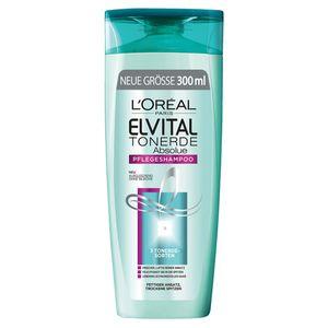 L'Oréal Paris Elvital Shampoo Tonerde Absolue, 400 ml