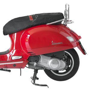 Büse Motorrad / Roller Sitzbankabdeckung - Schwarz, Größe:M
