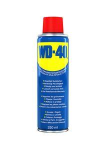 WD-40 CLASSIC 250 ml Spray Sprühdose Rostlöser Kriech Anti Rost Pflege Öl Schmiermittel