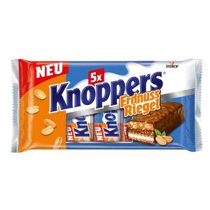 STORCK Knoppers Erdnuss Riegel Milchschokolade 200 g