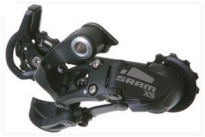 SRAM X5 Schaltwerk 9-fach schwarz Ausführung mittellanger Käfig