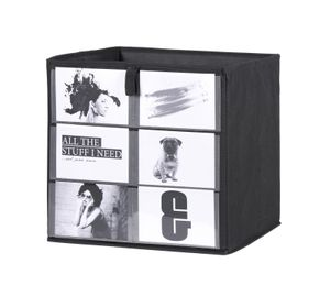 Faltbox Box Fotobox- Delta Foto  - Größe: 32 x 32 cm /  3er Set